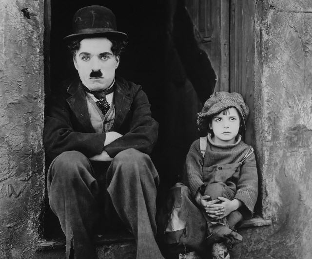 As I Began to Love Myself by Charlie Chaplin on his 70th birthday