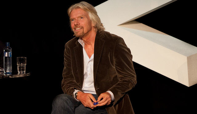 8 Golden Rules of Living from Sir Richard Branson