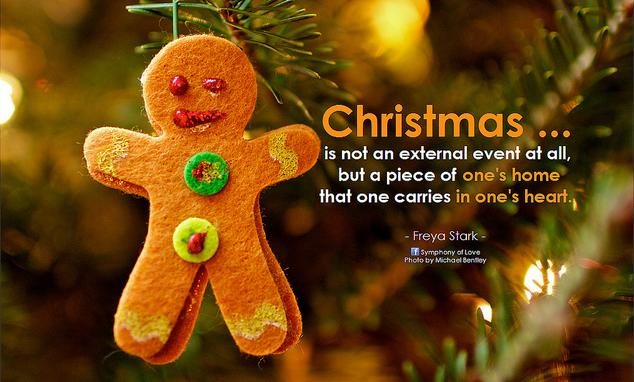 21 Quotes about the Spirit of Christmas to share