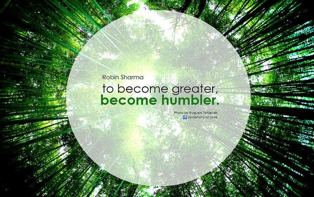 Robin Sharma to become greater, become humbler