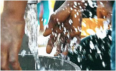 World Vision water - Zambia Project