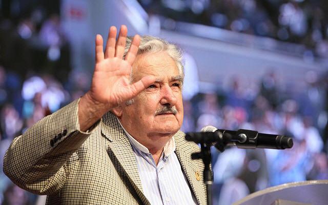 Jose Mujica, Ex-President of Uruguay