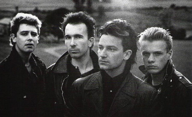 U2, the early years
