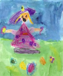 kindergarten artwork